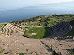 Theatre@Assos(Turkey), April '09.JPG