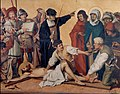 Theophile Lybaert - Jesus is nailed to the cross.jpg