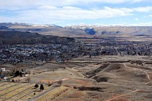 Thermopolis viewed from Roundtop Mountain.JPG