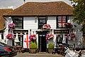 Theydon Oak pub at Coopersale Street hamlet, Essex, England 02.jpg