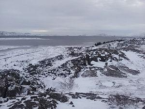 Rift valley - Þingvallavatn