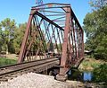 Third Street RR bridge (Norfolk, Nebraska) from SW 2.JPG