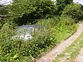 This was an Austin A40 once... - geograph.org.uk - 485392.jpg