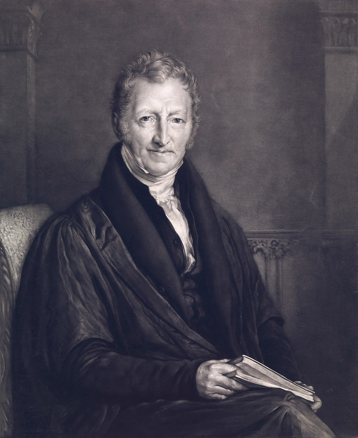 Thomas Robert Malthus (German Edition)