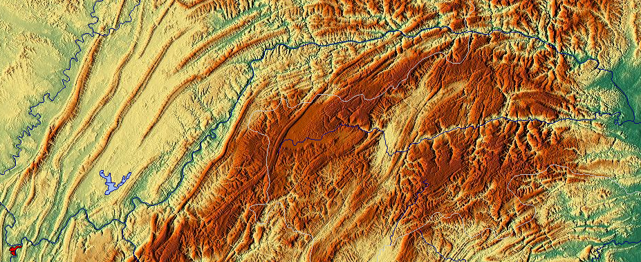 Three-gorges-map