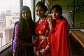 Three students in function at Premier University College (01).jpg