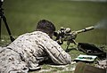 Through the scope, 2nd Battalion, 6th Marines prepares weapons, Marines for deployment 150903-M-ZM882-027.jpg