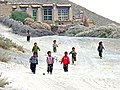 Tibetan children on Highway to Gyantse, Tibet -5833.jpg