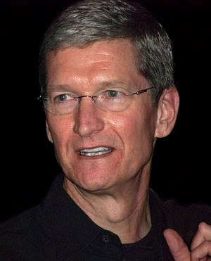 Tim Cook - Cook after 2009 Macworld Expo keynote