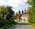 Tismice, Road from Vrátkov.jpg
