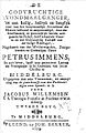Titelblad de godvruchtige avondmaalganger Petrus Immens (1664-1720).jpg