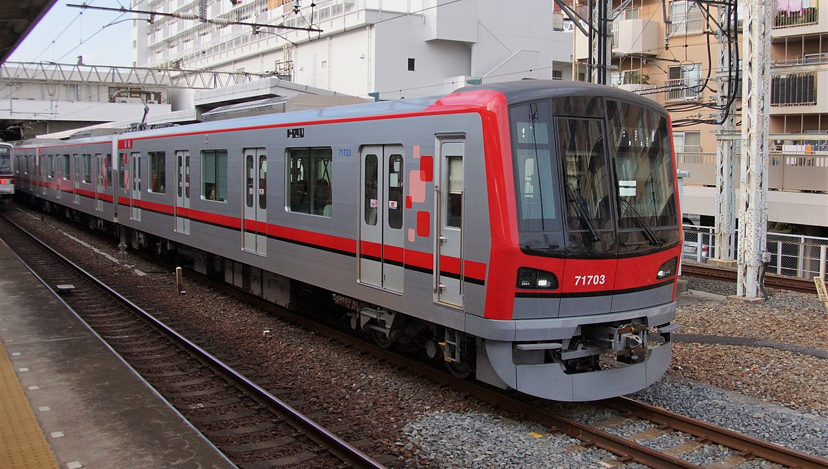 Tobu 70000 Series Wikipedia