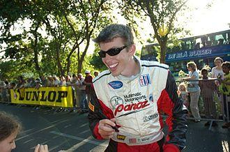 Tommy Milner - Tommy Milner at 24 Hours of Le Mans 2006 Drivers' Parade