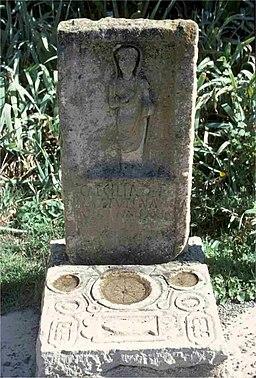 Tombe Timgad