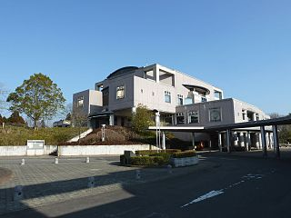 Tomioka, Fukushima Town in Tōhoku, Japan