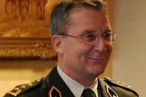 Ton van Loon - General van Loon in 2010