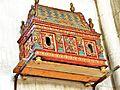 Tonnerre. Châsse dans l'église Notre Dame. 2015-04-12..JPG