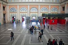 Porta nuova metropolitana di torino wikipedia - Orari treni porta nuova torino ...