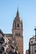 Torre das campás. Sé vella de Salamanca. España eue.jpg