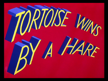 Tortoise Wins by a Hare title card.png