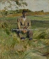 Toulouse-Lautrec - UN TRAVAILLEUR A CELEYRAN, 1882, MTL.73.jpg