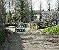 Traffic in Stanton Prior - geograph.org.uk - 1205463.jpg