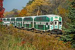 Trainspotting GO train -923 banked by MPI MP40PH-3C -609 (8123507401).jpg