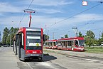 Trams LM-68M3 and 71-623-03 in SPB (img1).jpg