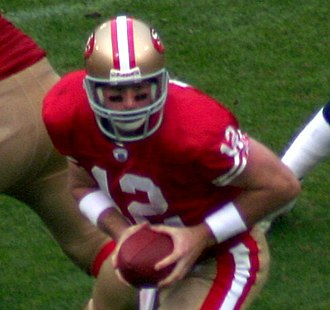 Trent Dilfer - Dilfer with the 49ers in November 2007