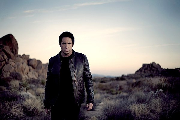 Photo Trent Reznor via Wikidata