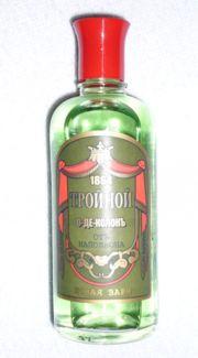 """Bottle of Eau de Cologne """"Trojnoj"""""""