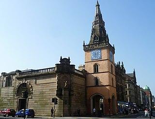 Tron Theatre theatre in Glasgow, Scotland