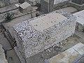 Trumpeldor Cemetery seashells1.JPG