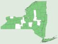 Tsuga canadensis NY-dist-map.png