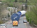 Turbine Convoy passing through Ewood Bridge - geograph.org.uk - 788871.jpg