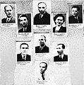 Turda, Colegiul National Mihai Viteazul, cadre didactice 1956.jpg