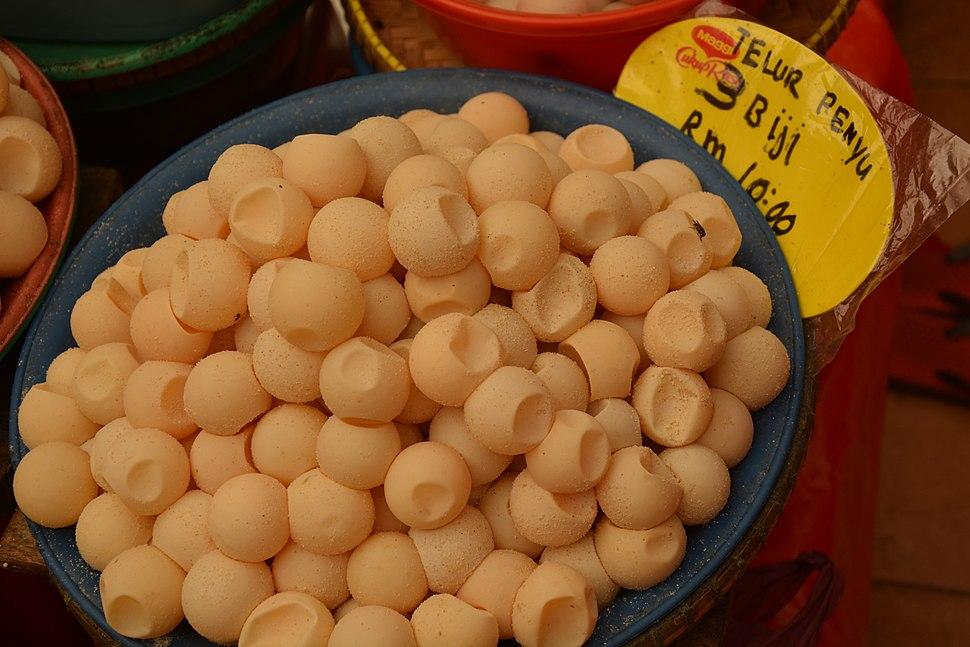 Turtle egg kota bharu