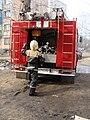 Tushenie podvala Naberezhnaya 54a, Koryazhma 8.04.2010 (09).JPG