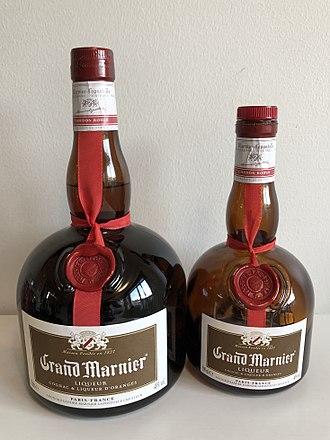 Grand Marnier - Image: Two bottles of Grand Marnier