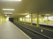 U-Bahn Berlin Leopoldplatz