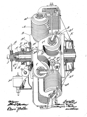 Charles Benjamin Redrup - Image: US1047839 Figure 1
