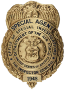 USA - AF OSI Badge