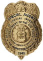 Air Force Special Agent Badge