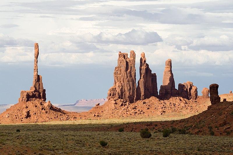 Archivo: EE.UU. 10315 Monument Valley Luca Galuzzi 2007.jpg
