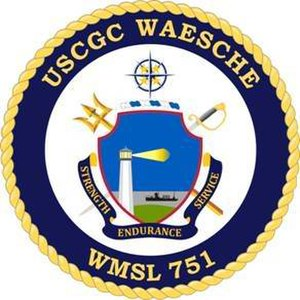 USCGC Waesche (WMSL-751)