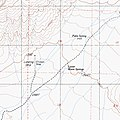 USGS topo Chickenstrip airport Saline Valley, California, United States.jpg
