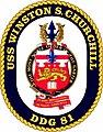 USSWinstonChurchillDDG81Seal.jpg