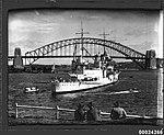 USS ASTORIA in Farm Cove, Sydney (8570600034).jpg