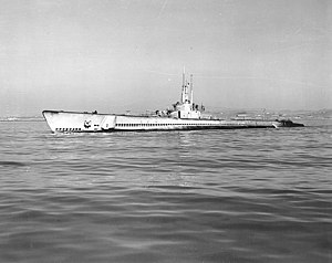 Balao-class submarine - USS Balao