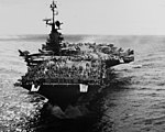 USS Coral Sea (CVA-43) returning from deployment to Vietnam in 1965.jpg